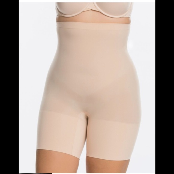 SPANX Other - High waisted Spanx Higher Power shaper Shorts
